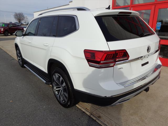 Pre-Owned 2019 Volkswagen Atlas V6 SEL Premium 4Motion