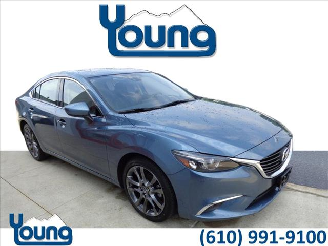Certified Pre-Owned 2016 Mazda6 TOURING