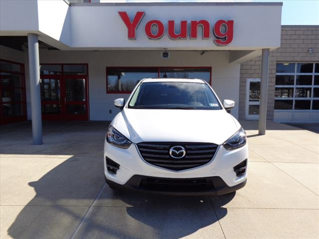 Certified Pre-Owned 2016 Mazda CX-5 GRAND TOUR