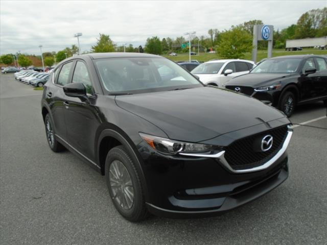 New 2019 Mazda CX-5 Sport FWD Sport MSRP $25,395