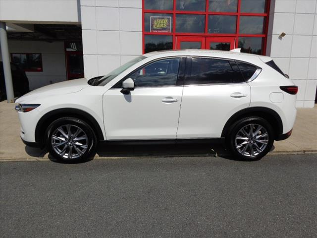 Certified Pre-Owned 2019 Mazda CX-5 GRAND TOUR