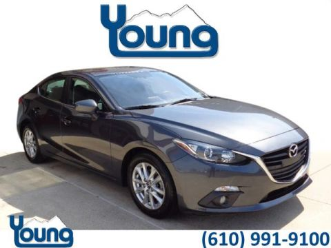 Certified Pre-Owned 2016 Mazda3 GRAND TOUR