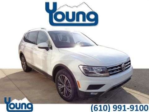 Pre-Owned 2019 Volkswagen Tiguan 2.0T SEL 4Motion