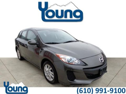 Pre-Owned 2013 Mazda3 i Touring