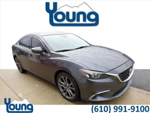 Certified Pre-Owned 2016 Mazda6 GRAND TOUR