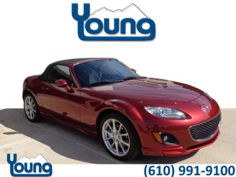 Pre-Owned 2010 Mazda MX-5 Miata Touring