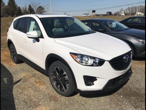 Pre-Owned 2016 Mazda CX-5 GRAND TOUR