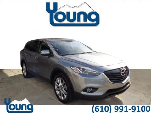 Pre-Owned 2013 Mazda CX-9 Grand Touring